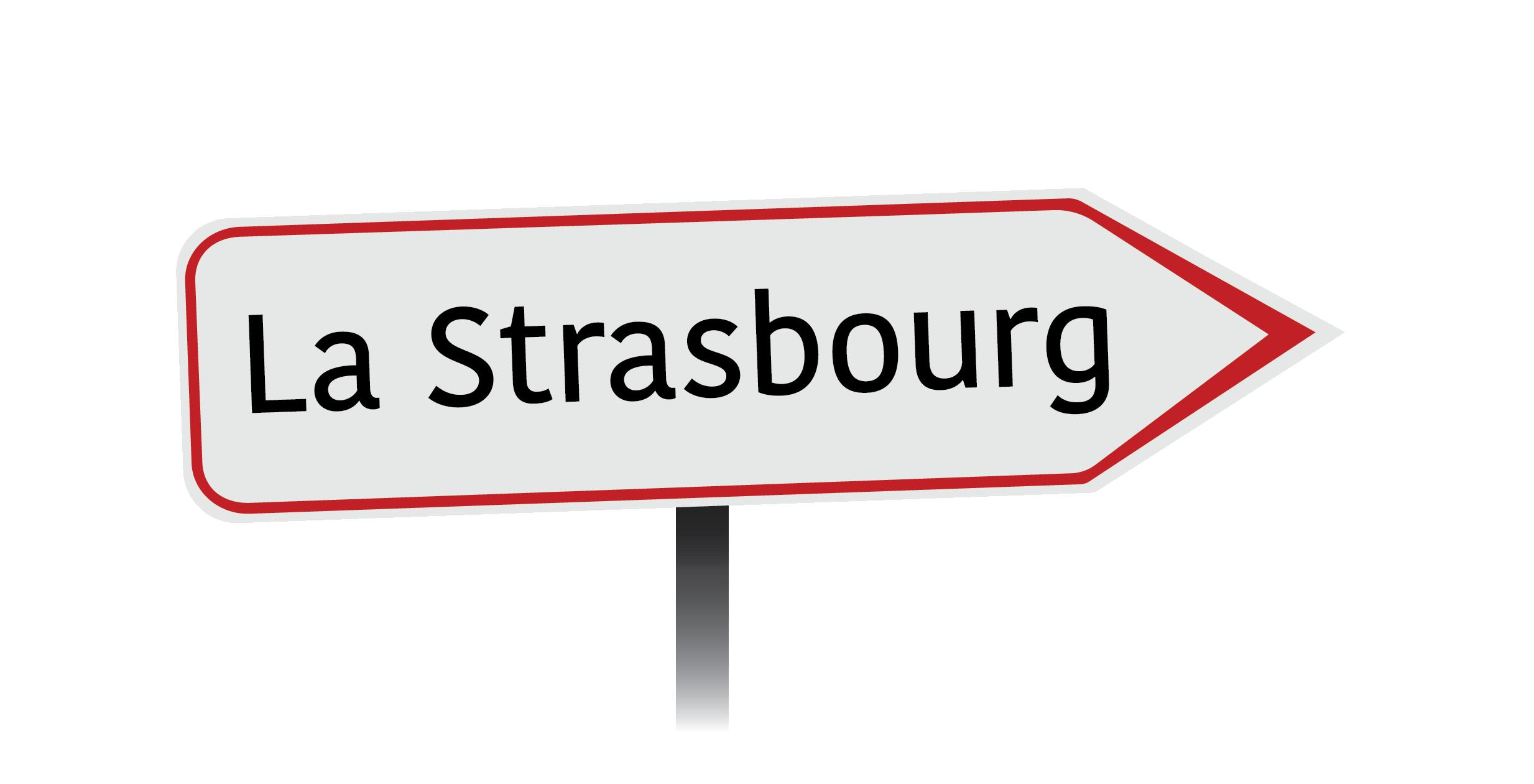 Români La Strasbourg