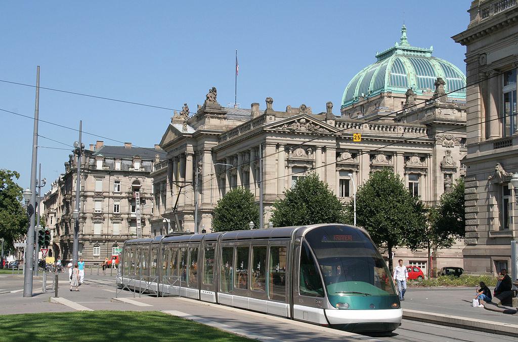 La Strasbourg inscrierea la facultate