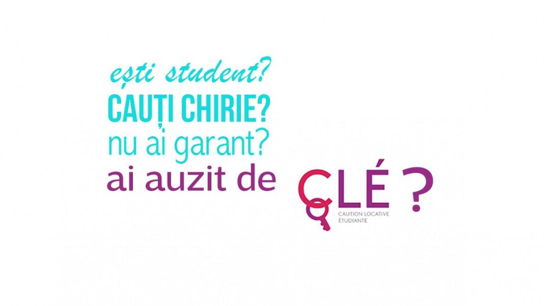 chirie Franța garant CLE Români la Strasbourg