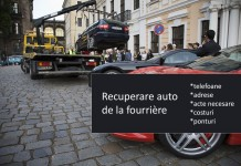fourriere masina remorcata strasbourg romani