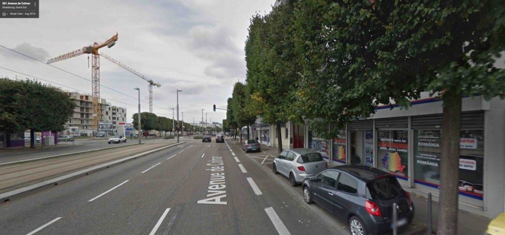 Atlassib Strasbourg transport persoane colete romani studenti