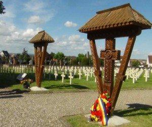 Cimitir militar roman haguenau romani in strasbourg