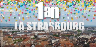 Aniversare La Strasbourg 1 an Romani la Strasbourg