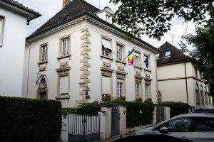 vechiul sediu consulatul romaniei strasbourg romani