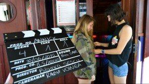 Annick film Bianca Sescu - români în Strasbourg