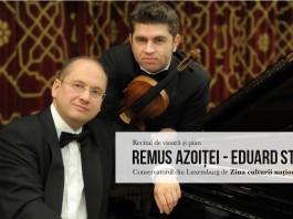 recital remus azoitei eduard stan luxembourg
