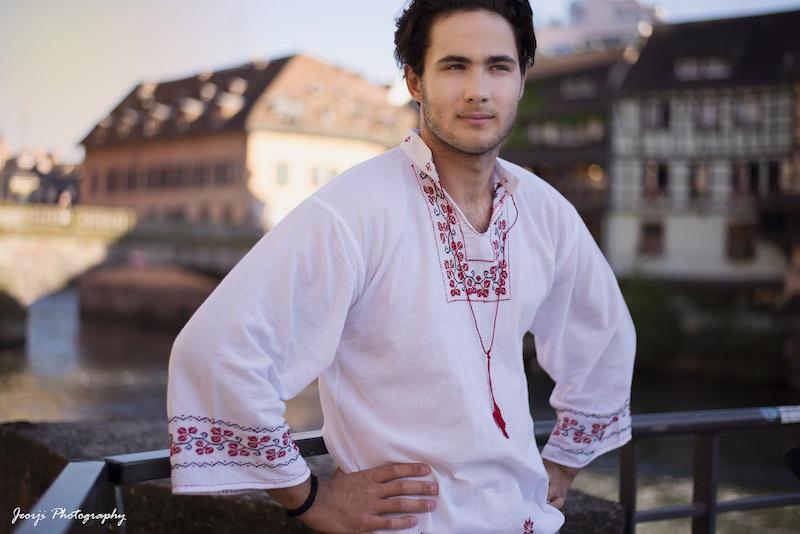 ziua iei la strasbourg, ziua iei franta, la blouse roumaine, romani in strasbourg, la strasbourg, ia day, ziua universala a iei 2017