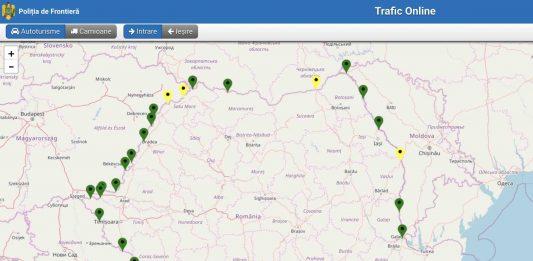 timp asteptare vama romani strasbourg intrare iesire romania harta lista vami