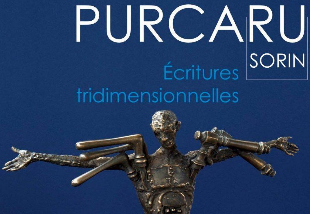 expozitie sorin purcaru strasbourg, 2019, romani la strasbourg, iolanda badilita, romani in strasbourg, eveniment cultural, sculptura, diaspora, franta